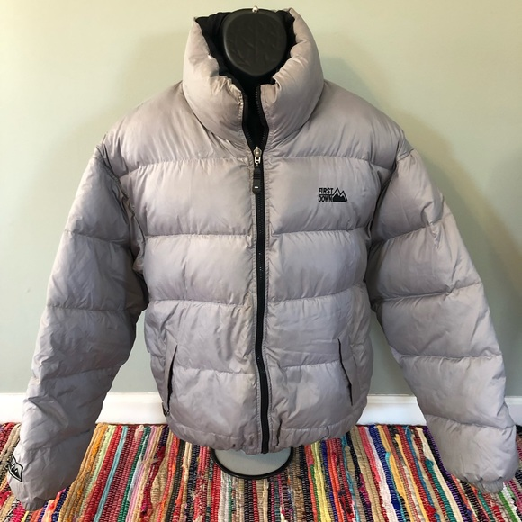 First Down Other - 90s First Down Puffer Jacket Ski Winter Snow Coat